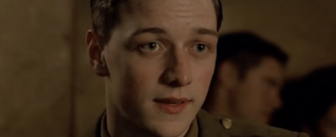 Hermanos de sangre - James McAvoy