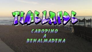 Timelapse Costa del Sol - Cabopino a Benalmádena (Día)