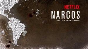 Poster Narcos Netflix