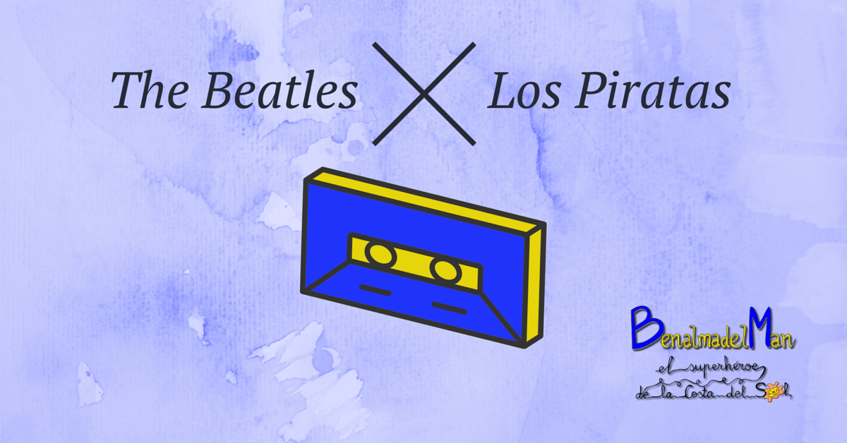 Cucucuchú: The Beatles Vs. Los Piratas