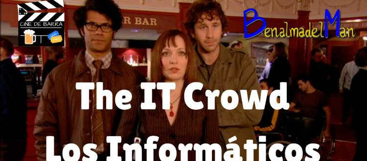 cine de tapa - The IT Crowd - Los Informáticos