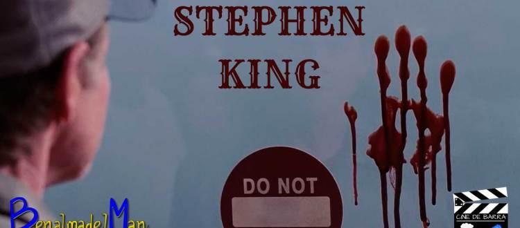 Stephen King y el Dream Team en Cine de Barra