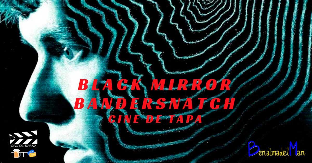 Black Mirror Bandersnatch - blog