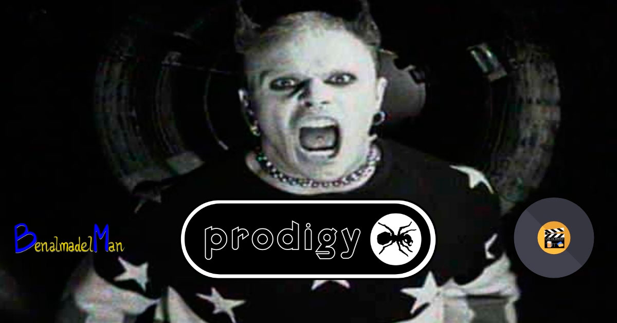 Vinilo de barra - The Prodigy Tributo a Keith Flint - blog