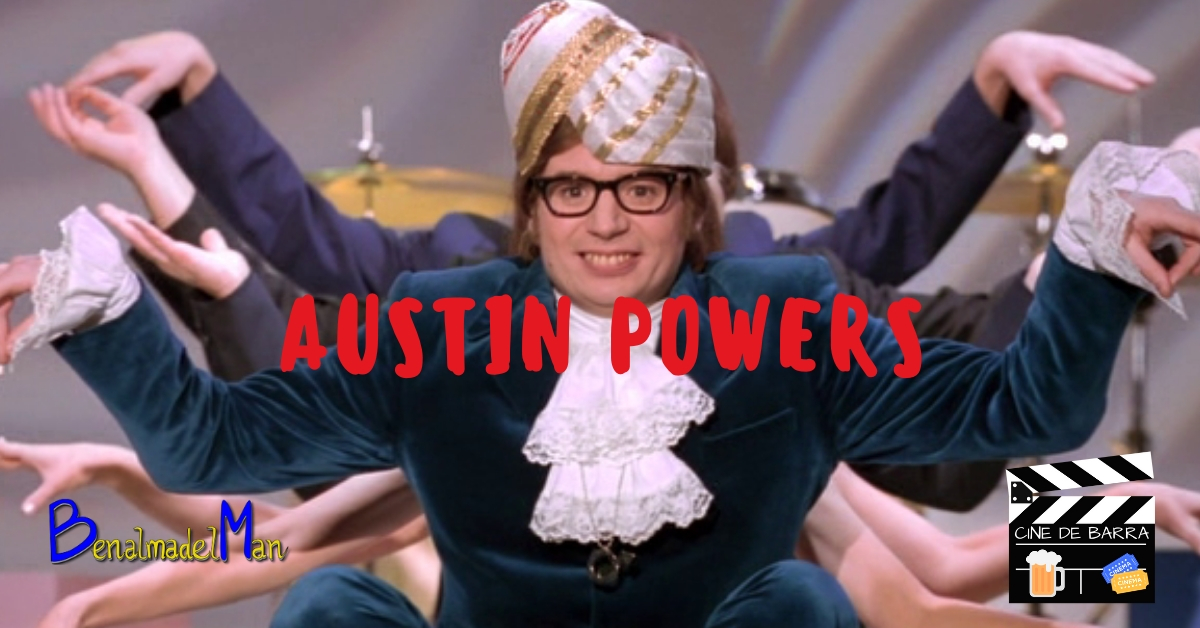 saga austin powers blog
