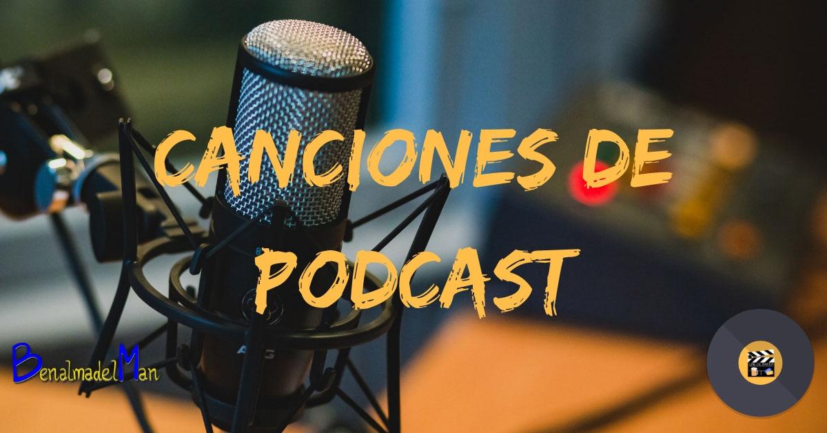 canciones de podcast blog