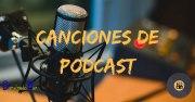 Vinilo de barra - Canciones de podcast