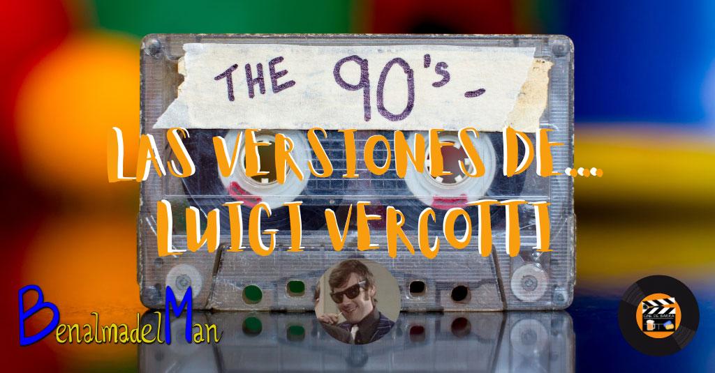 Vinilo de barra - Las versiones de Luigi Vercotti