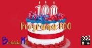Programa 100 de Cine de barra