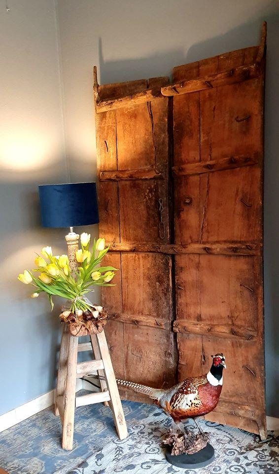 Oosterse authentieke deuren | Benard's Woonaccessoires