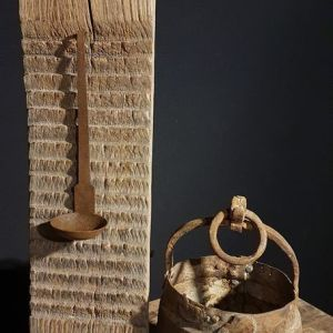 Supermooi houten wasbord bij Benard's Woonaccessoires