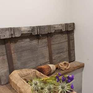 oude houten bak Benard's Woonaccessoires