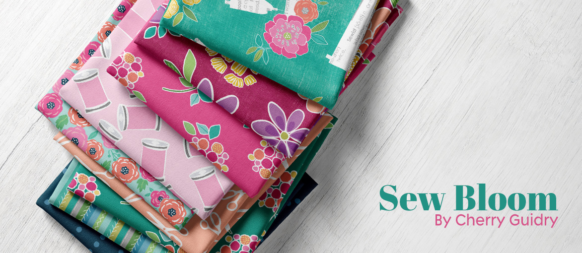 Sew Bloom by Cherry Guidry