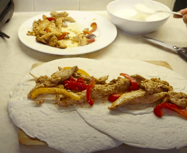 Authentic Chicken Fajita Recipe