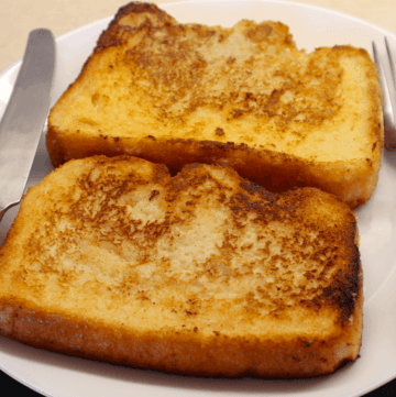 FRENCH TOAST TASTE RECIPE