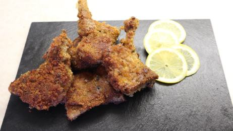 Lamb Chops In Batter