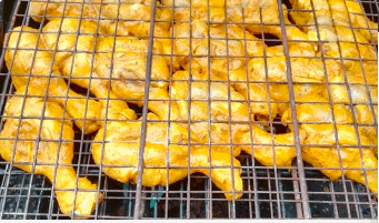 Grilled Chicken Legs And Thighs Marinade