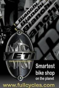 FullCycles ad for Dirt Bike magazine