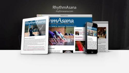 RhythmAsana Responsive Showcase
