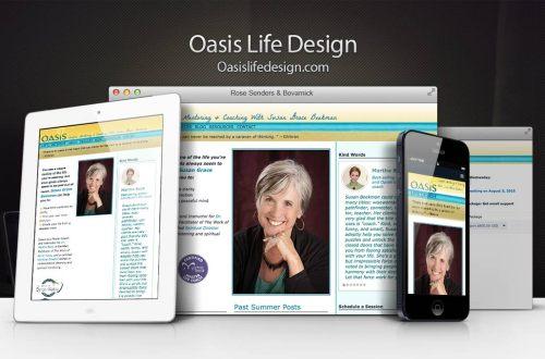 Oasislifedesign Responsive Showcase