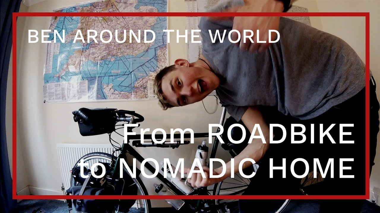 From ROADBIKE to HOME AROUND THE WORLD