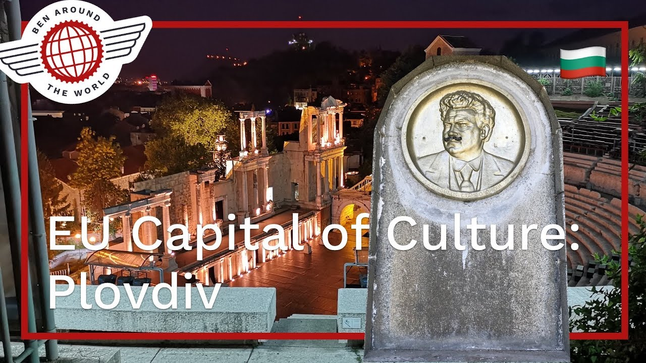 EU CAPITAL of CULTURE Plovdiv