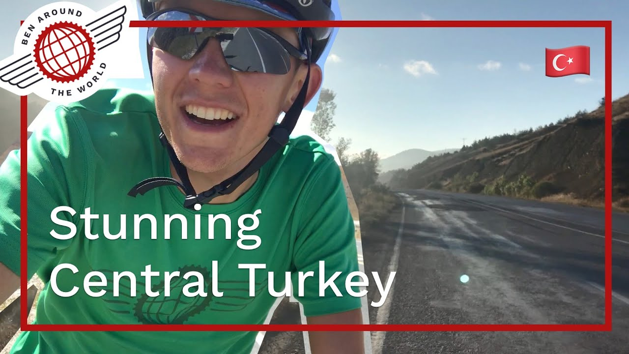 Stunning Central Turkey Bikepacking