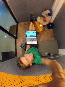 Digital Nomad Anxiety – Ben Around the World Diary – Day 104 – 10 April 2019