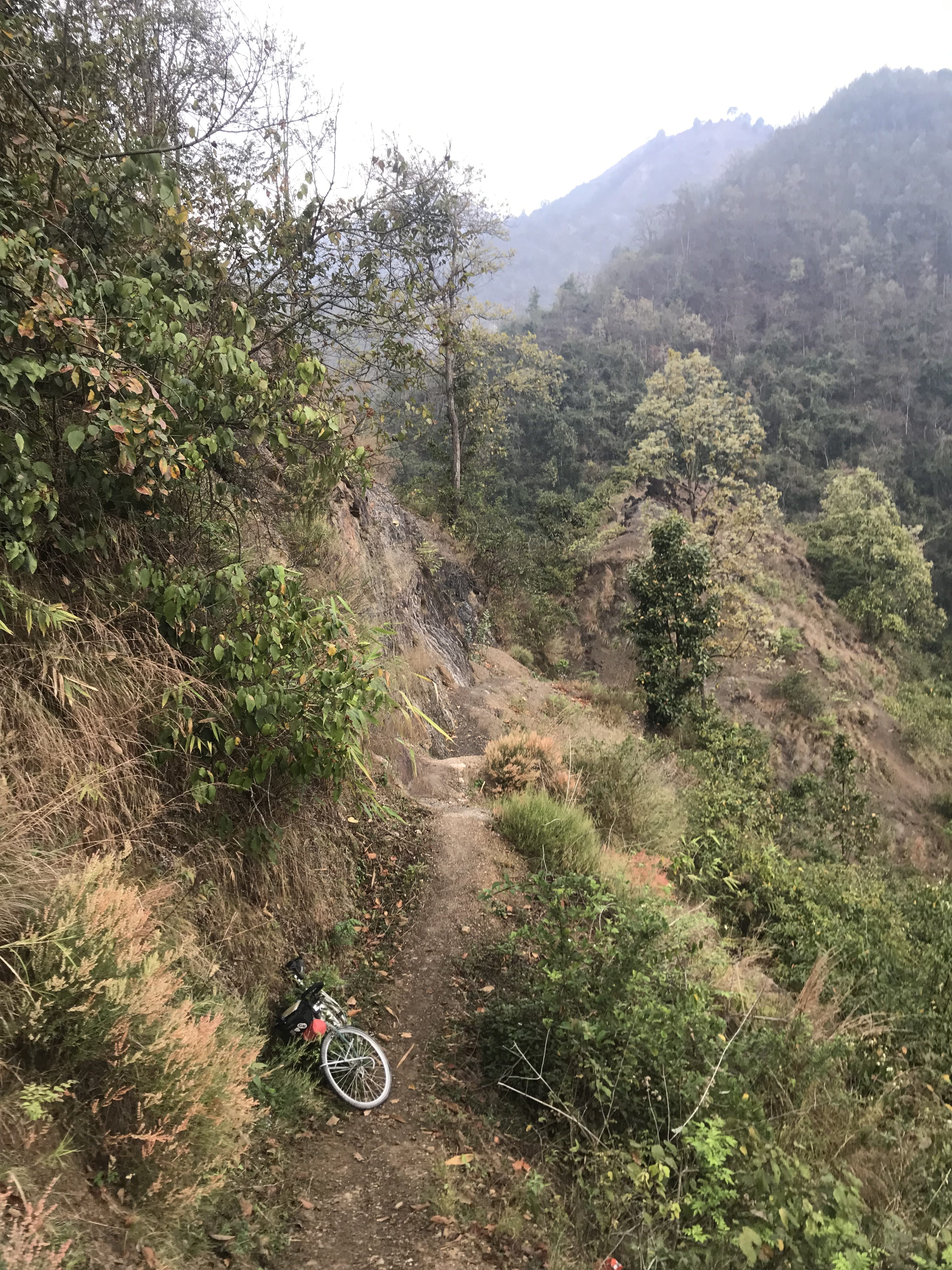Wild Camping in the Mountains of Nepal – Ben Around the World Diary – Day 103 – 9 April 2019