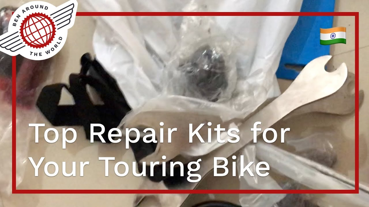 Top Repair Kits for Your Touring Bike