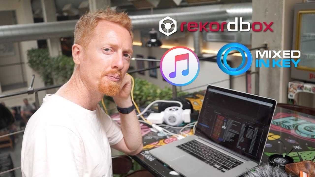 DJ Dan Formless Runs Through His Software Set Up for Syncing with iTunes, rekordbox and Mixed In Key