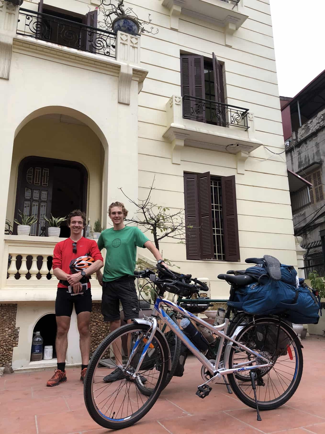 £100 Bike Challenge – Ben Around the World Diary – Day 143 – 7th November 2019