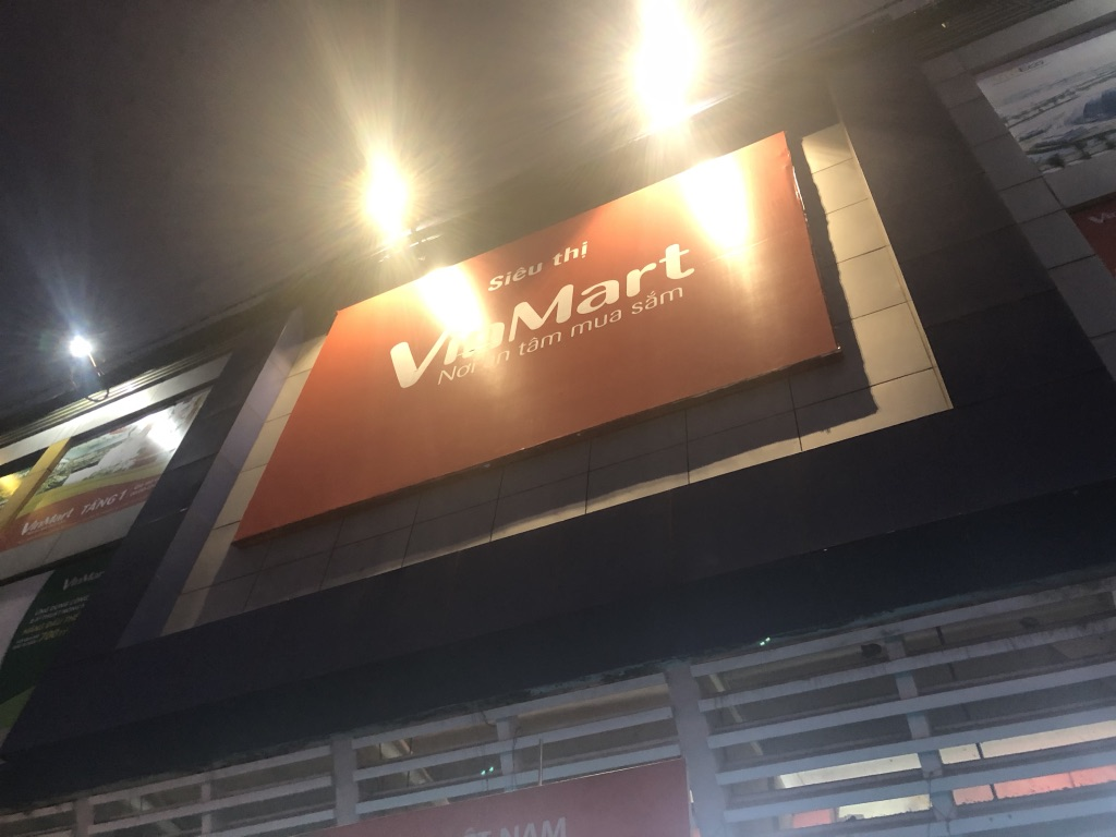 Vinmart Adventure – Ben Around the World Diary – Day 153 – 28th November 2019