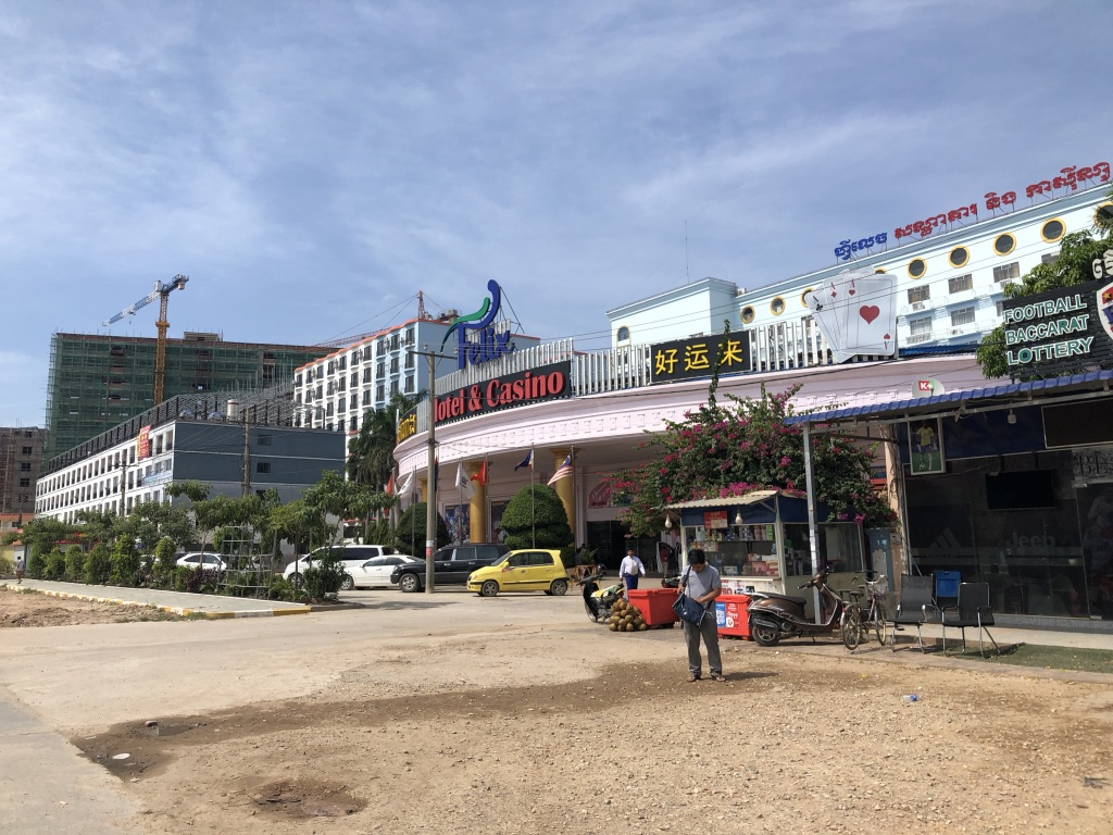 Chinese Casinos – Ben Around the World Diary – Day 157 – 2nd December 2019