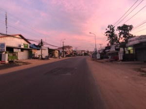 100 Miles in Cambodia – Ben Around the World Diary – Day 159 – 4th December 2019