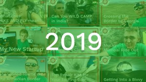 Strava Year in Review 2019