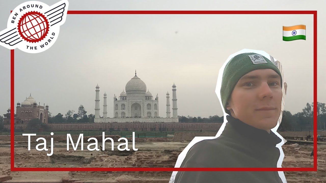 Bikepack to the Taj Mahal