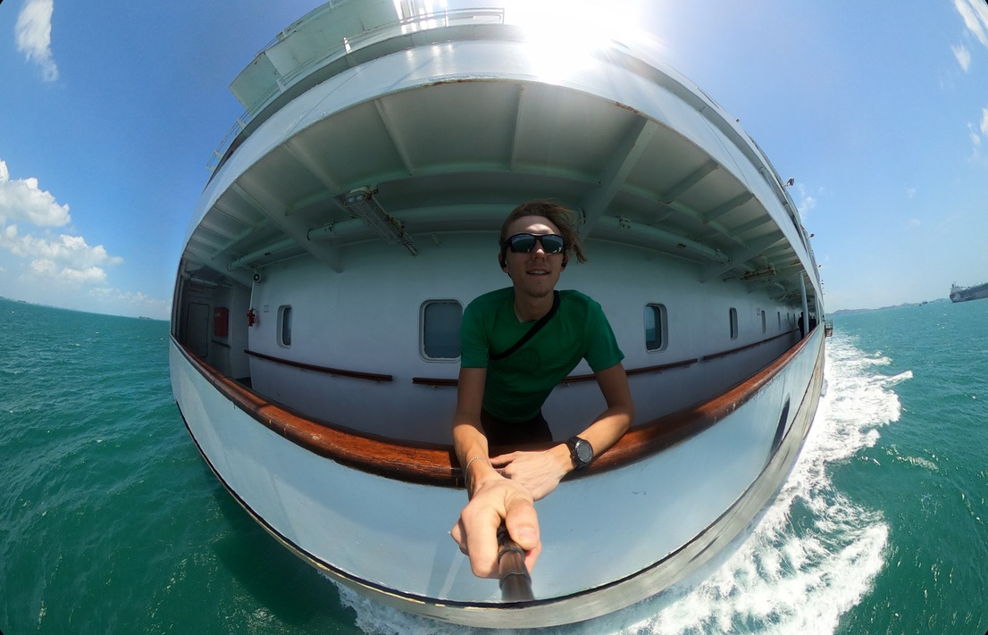 32 Hour PELNI Ferry from Singapore to Jakarta Ben Around the World Diary – Day 178/179 – 26th/27th February 2020