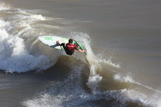 Benoit Carpentier Surf Stand Up Paddle - Maroc - 2014 - photo n°1