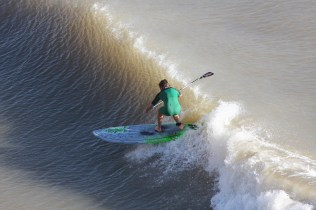 Pierre Carpentier Surf Stand Up Paddle - Maroc - 2014 - photo n°1