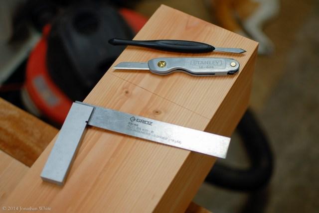 Marking tools.