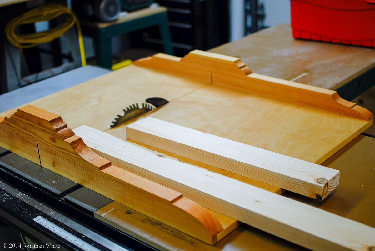sweetlooking unique cutting boards. Cutting some more wood to fill the gaps on each side of lid  A Frame and Panel Lid for Workbench Base Part 5 The Bench Blog
