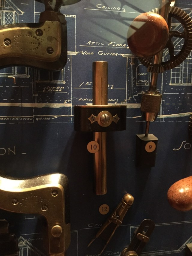 I have this same mortise gauge.