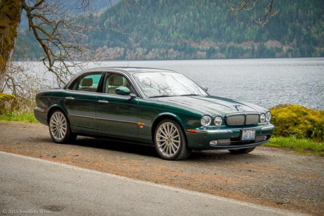 My Jaguar XJR. 4.2L Supercharged V8.