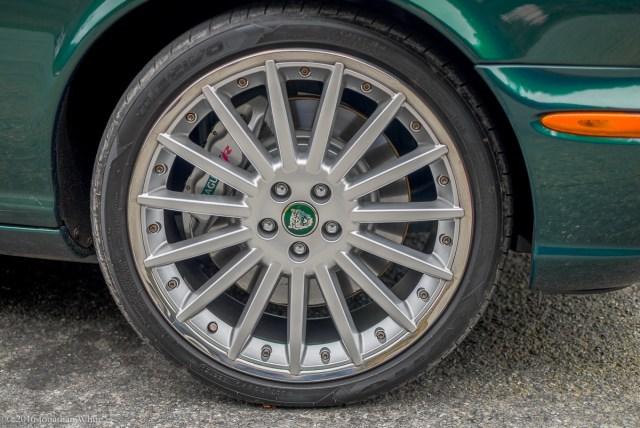 """20"""" BBS Sepang three part wheels."""