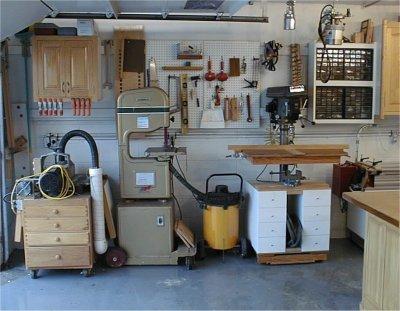 small wood shops