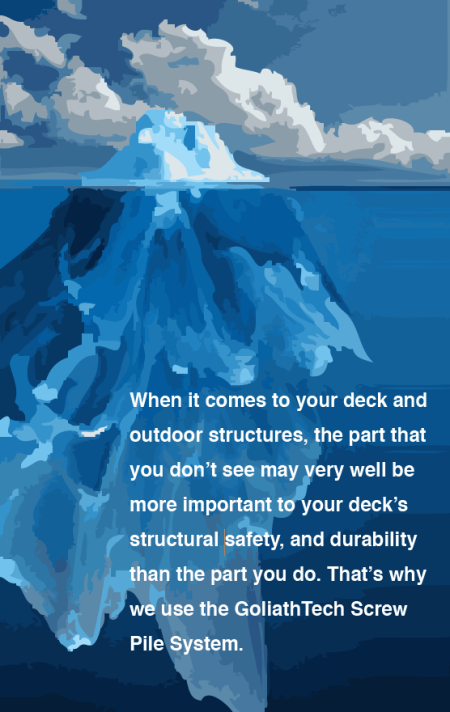 Your Deck is Only as Good as its Foundation    Benchmark