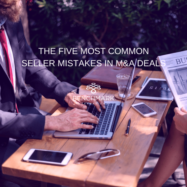 THE FIVE MOST COMMON SELLER MISTAKES IN M&A DEALS (2)
