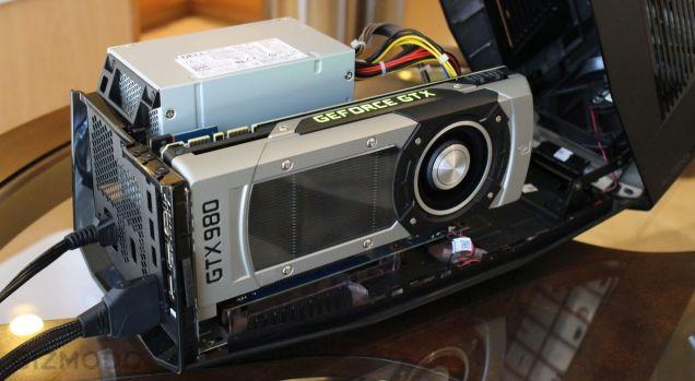 Alienware se suma a los portátiles con tarjetas gráficas externas con el Alienware 13