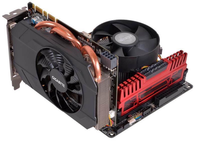 Gigabyte anuncia un modelo Mini-ITX de la NVIDIA GTX 970